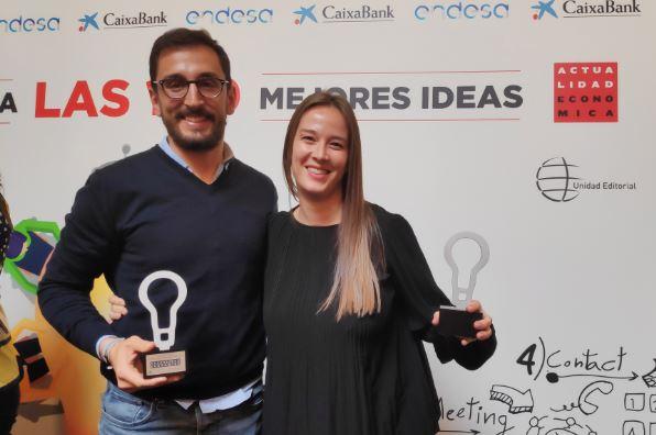Elogia Premio A Una De Las 100 Mejores Ideas Del Año