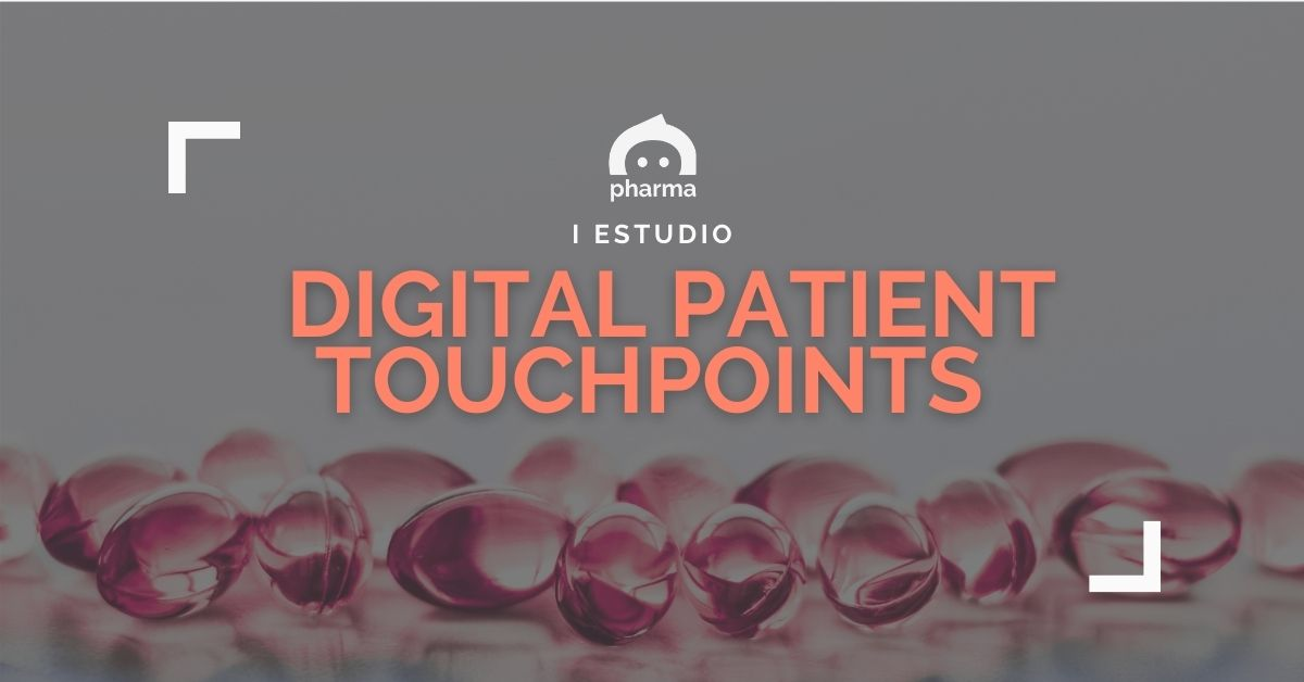 Estudio Pharma | Digital Patient Touchpoints