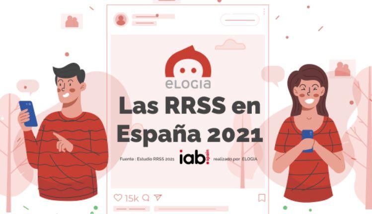 Infografía   Radiografía Redes Sociales en España 2021